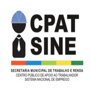Banner do aplicativo CPAT-Vagas